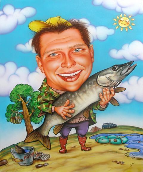 рулет юбилей 50 лет поздравление рыбалка делать красивые