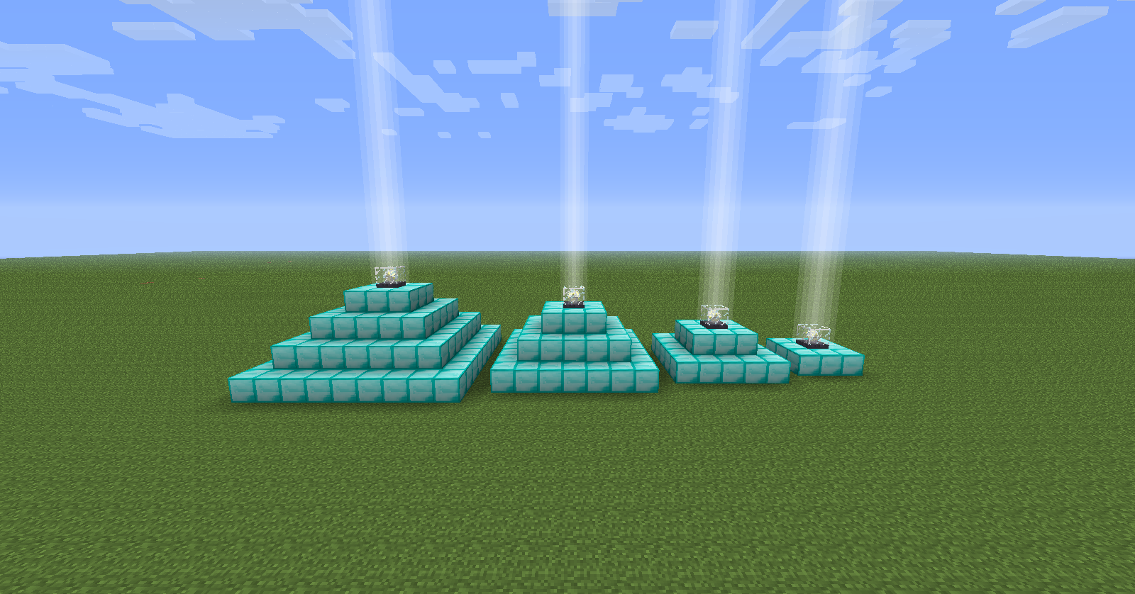 Маяк Minecraft Wiki 42