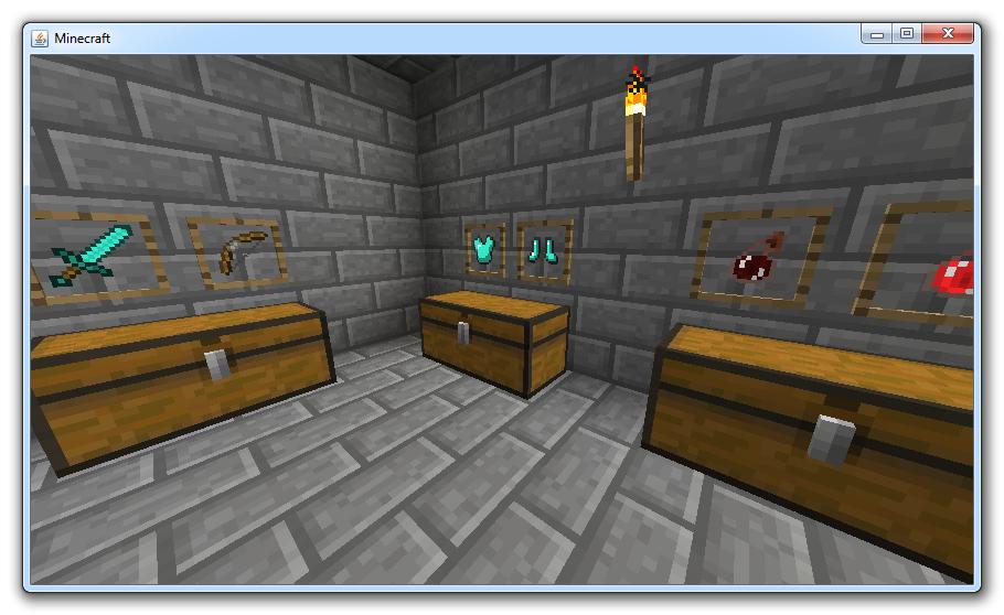 Скачать minecraft 1.3.2 полную версию бесплатно