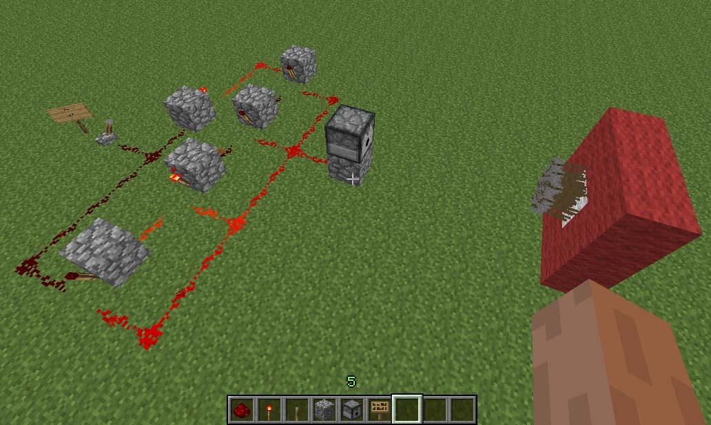 Файл:Раздатчик-пулемет.jpg - Playzone: Minecraft