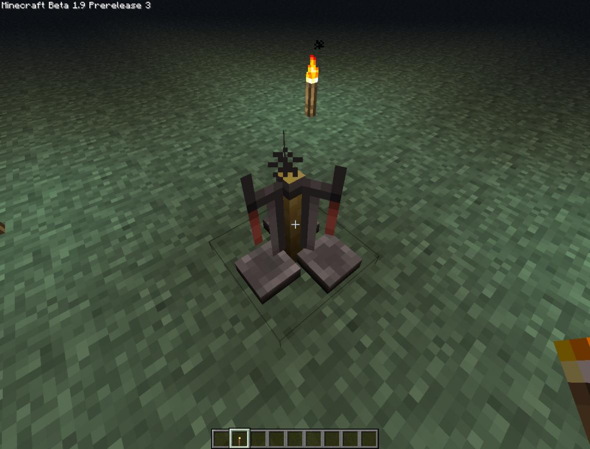 Рецепты minecraft колба